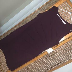 Classy Calvin Klein purple/burgundy dress 16W